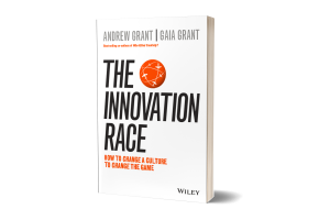 Book: The Innovation Race: How to change a culture to change the game